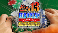 HiLo 13 European Blackjack Gold